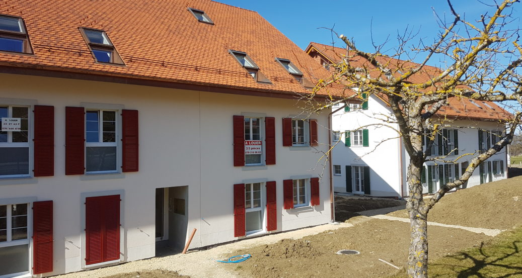 Poliez-le-Grand-appartement