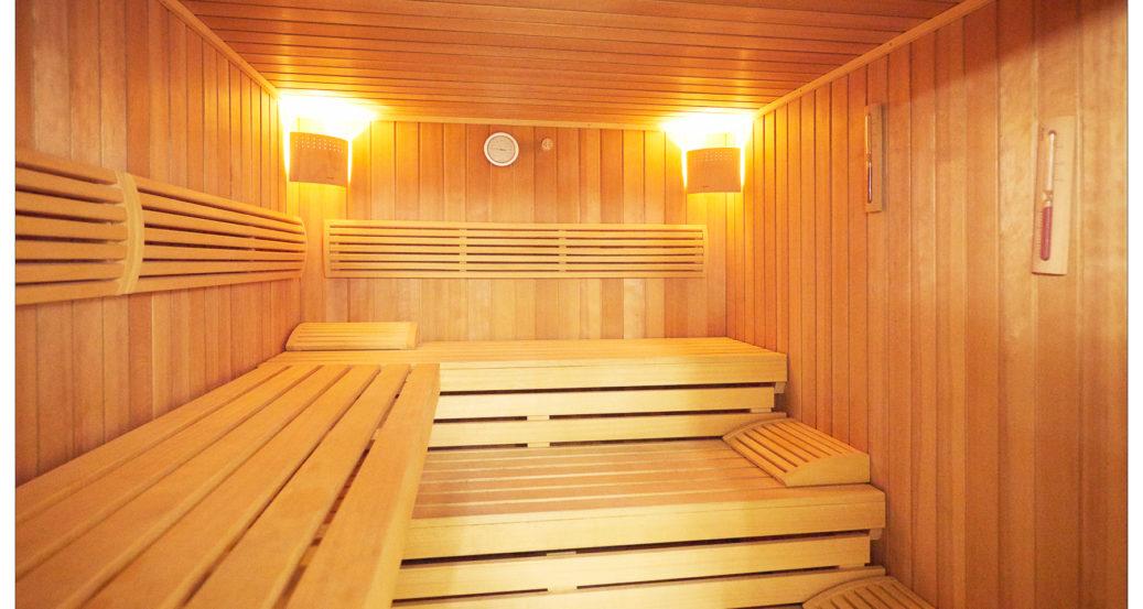 LTV Sauna