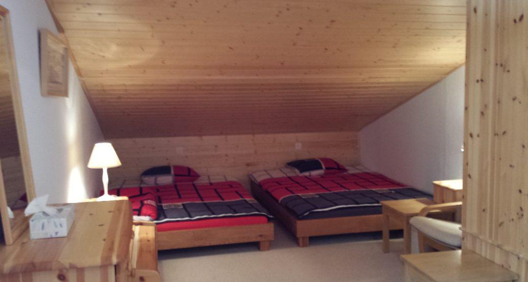 Appartement à louer Villars sur Ollon