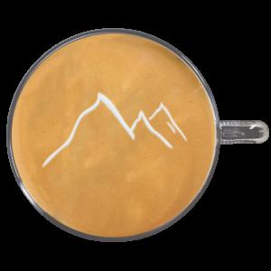 Tasse Denali - Logo Mountain - Verre