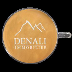 Tasse Denali - Logo - Verre