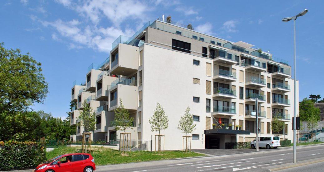Lausanne - route de berne 111
